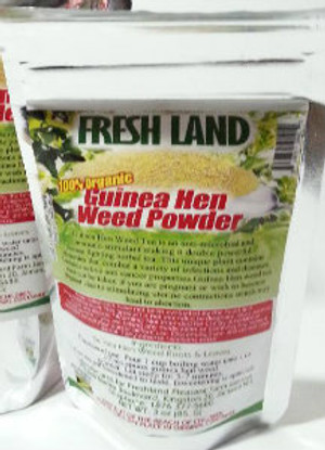 3 oz Guinea Hen Weed Powder