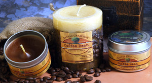 coffee Candle Set