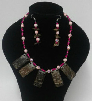 Coconut Necklace set
