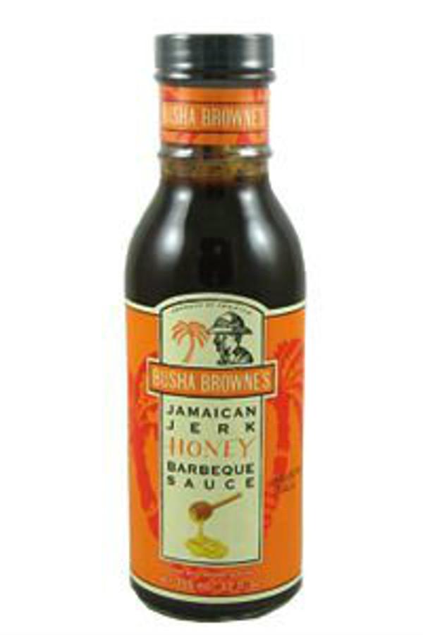 BB  Honey Jerk BBq sauce