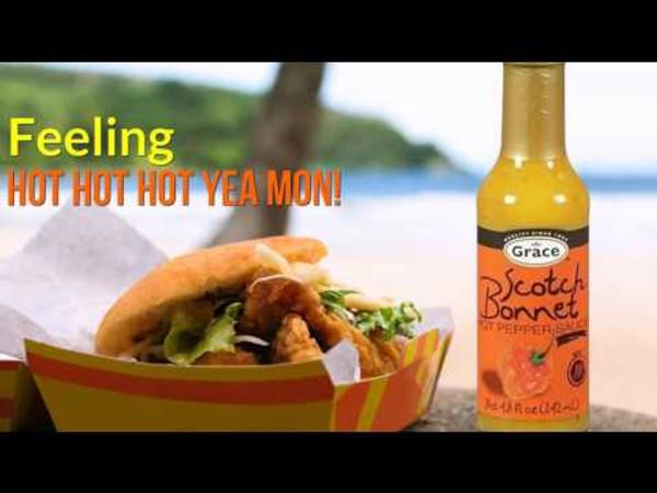 Grace Scotch Bonnet Pepper Sauce