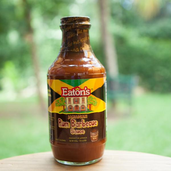 Eaton's Rum BBQ sauce