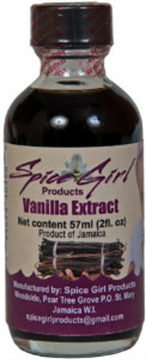 2oz Vanilla Extract