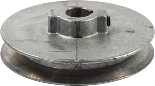 """150-A-1/2 Die Cast Single Groove Fixed Bore """"A"""" Section"""
