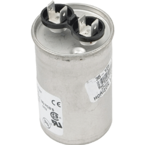 003050.08, 60MFD-370V Motor Run Capacitor (Round)