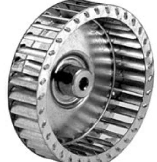 66-A8640 Single Inlet Centrifugal Blower Wheel