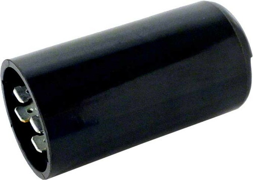 003049.07  (092A540B250DE8X) 540-648 MFD-250VAC Motor start Capacitor (Round)