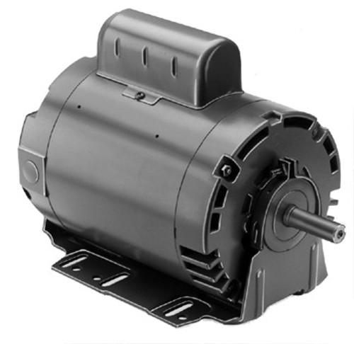 D6073 Frame Motor NEMA 48 and 56 2 HP