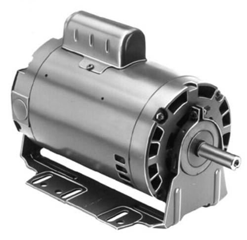 D6082 Frame Motor NEMA 48 and 56 1/3 HP