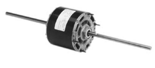 348 5 In. Diameter Double Shaft Motor 1/6-1/8-1/10 HP