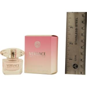 Versace Bright Crystal Eau De Toilette Mini .17 oz