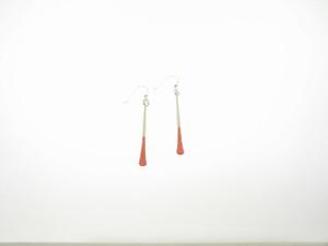 Leila Silver Triple Matchstick Earrings