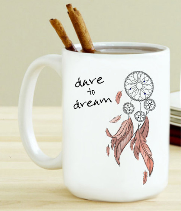 Dare to Dream Mug