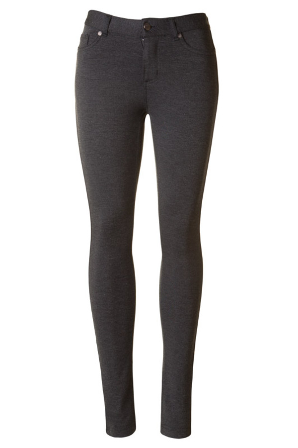 Charcoal Jeggings