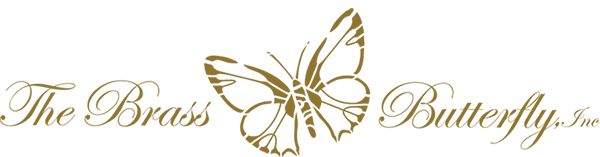 The Brass Butterfly