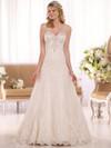 Essense Of Australia D1984 Sweetheart Beaded Wedding Dress
