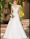 KittyChen V-neck Bridal Gown Rebecca
