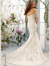 Morilee Blu 5413 Sweetheart Lace Wedding Dress