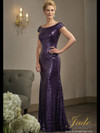 Jade Couture K198016 Cap Sleeves Mother Of The Bride