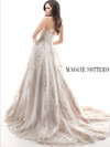 Sweetheart Beaded Lace Bridal Gown Maggie Sottero Hannah