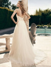 Casablanca 2172 Spaghetti Strapped Wedding Dress