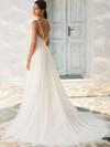 Justin Alexander 8956 Spaghetti Straps Wedding Dress