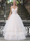 Sincerity 3890 Sweetheart Ruched Wedding Dress