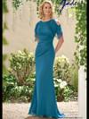 Jade J195004 Cap Sleeves Mother Of The Bride
