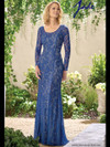 Jade J195019 Scoop Neckline Mother Of The Bride