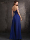 Plunging Sheer Insert On Bodice Allure Bridesmaids Dress 1425