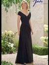 Jade J195001 V-neck Mother Of The Bride