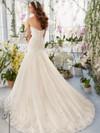 Morilee Blu 5402 Sweetheart Lace Wedding Dress