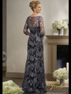 Jade Couture K198006 V-neck Mother Of The Bride