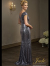 Jade Couture K198014 V-neck Mother Of The Bride
