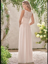 Jasmine B193001 V-neck Bridesmaid Dress