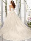 Morilee Blu 5406 Sweetheart Lace Wedding Dress