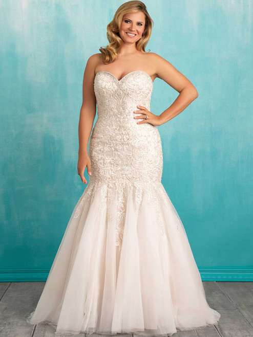 Plus Size Wedding Gowns | DimitraDesigns.com