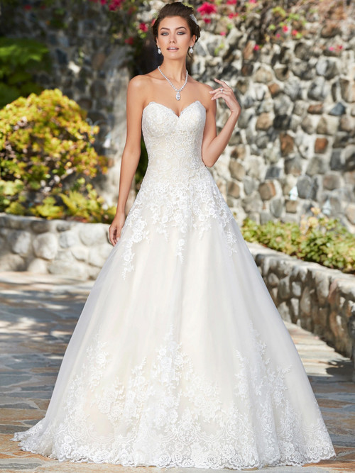 KittyChen Sweetheart Bridal Gown Eliza