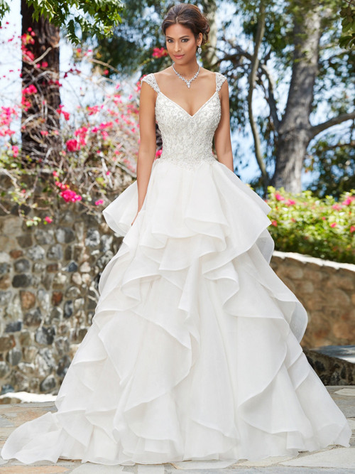 KittyChen V-neck Bridal Gown Eloise