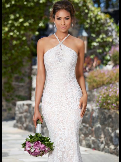 KittyChen Halter Bridal Gown Danielle