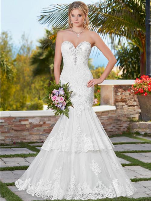 KittyChen Sweetheart Bridal Gown Phaedra