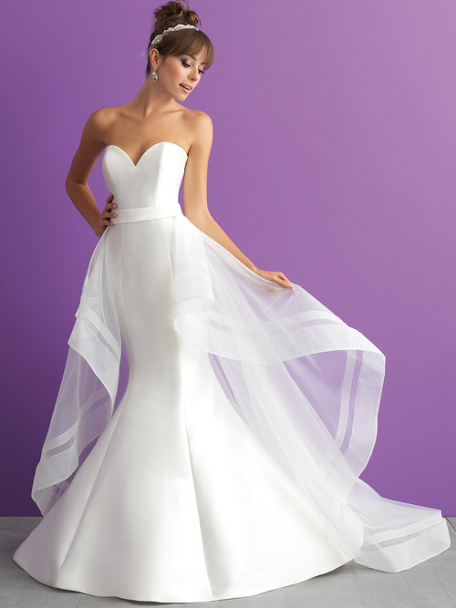 Allure Romance 3000T Sweetheart Wedding Dress