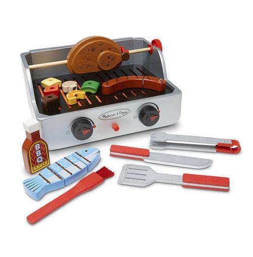 14260 - Rotisserie Grill BBQ set