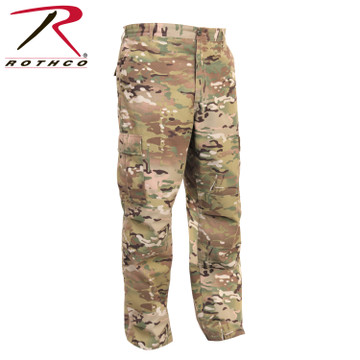Multicam Clothing and Gear