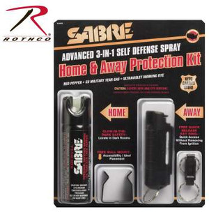 Sabre 3 In 1 Home & Away Kit