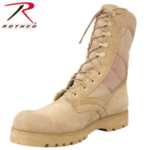 Constructed With A Heavyweight Nylon and Suede Leather Upper, Padded Collar, Speedlace Eyelets, Removable Cushion Insole,