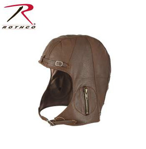 ITEM 3569 BROWN LEATHER