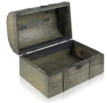 Old Style Barn Wood Trunk/Box