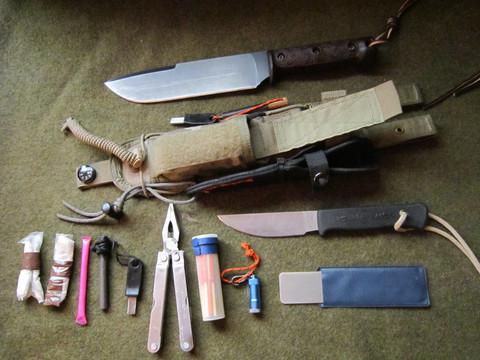 Armageddon Knife Kit