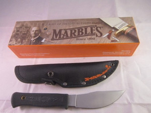 Marbles Woodcraft 80203  with box and sheath